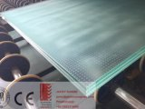 a seda de 3-12mm imprimiu (frita cerâmica) o vidro de Toughend certificado por AS/NZS 2208