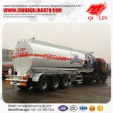 43000L Alliage d'aluminium Light Curb Weight Diesel Tanker Semi-remorque