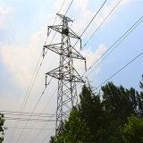 Башня передачи силы угла 220 Kv стальная (угловойая башня)