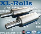두 배에 의하여 따라지는 불명확한 식힌 Rolls (DPIC)