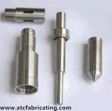 Service de usinage micro de haute précision, commande numérique par ordinateur non standard personnalisée tournant des pièces d'acier inoxydable