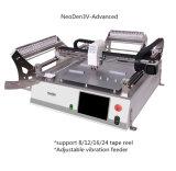 Neoden3V de escritorio de alta velocidad de recogida y entrega del sistema de Visión Artificial 2 cabezas