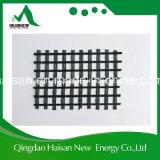 Het anticorrosieve Fiberglas van de Bouwmaterialen van de Weg/Plastic PP/Polyester Vezel Geogrid van China