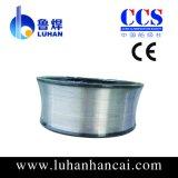 アルミニウム変化によって芯を取られる溶接ワイヤE70t-1