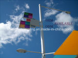 レーザーの切断空港LED適用範囲が広い照明旗アームシステム