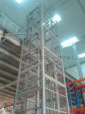Elevatore di trasporto verticale personalizzato di altezza per il magazzino