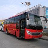 35-38seats 8.6m 후방 엔진 관광 버스 차
