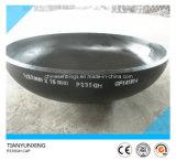 Pista elipsoidal del acero de carbón de DIN28013 Dn1000 P235gh