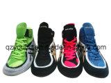 卸し売り中国のライト級選手の分割された唯一の革苦闘する靴