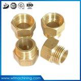 OEM Precision Usinagem Alumínio/ Alumínio/ Cobre/ Peças de Bronze do CNC do Bloco da Oficina Mecânica