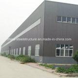 Taller profesional y almacén de la estructura de acero del diseño del conjunto completo
