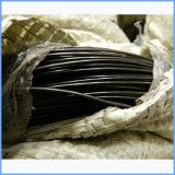 Fil obligatoire de fer noir de qualité douce