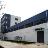 Entrepôt en acier préfabriqué avec la conformité internationale de qualité