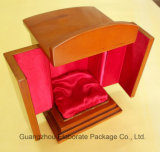 Casella di legno laccata del profumo personalizzata lusso