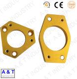 A estaca parte as peças mecânicas do bronze das peças da elevada precisão do OEM