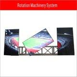 Gebrauch des Stadiums-Geräten-LED des Bildschirm-(YZ-P347) für Stab-Leistung, großes Sänger-Erscheinen
