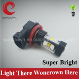 30W indicatore luminoso automatico della nebbia LED dell'automobile della lampadina del CREE LED