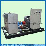 De elektrische Schoonmakende Machine van de Straal van het Water van de Hoge druk Industriële