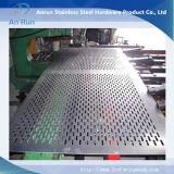 Perforated лист металла для машинного оборудования фермы