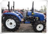 45HP de Tractor van het landbouwbedrijf met de Certificatie van Ce