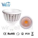3W 5W 7W regulable foco LED MR16