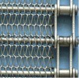 Edelstahl-Metallförderband