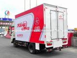 Hotsale 25m2の段階の昇進のトラック4*2屋外LEDの段階の手段
