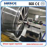 合金の車輪修理CNCの旋盤Awr32hの縁の改修装置の価格