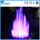 2.0m Dia Decorative Outdoor Music 정원 Water Fountain