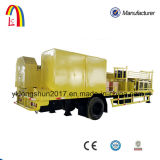 Pas de poutre auto-supporté Arch Steel Building Machine / Rolling Roof Rolling Machine
