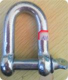 ヨーロッパのタイプDeeの大きい手錠