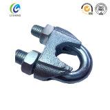 Abrazaderas de alambre de acero de fundición