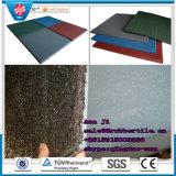 Mattonelle di pavimentazione di gomma di collegamento esterne di ginnastica dei bambini