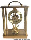 Relógios de aniversário de pêndulo de metal