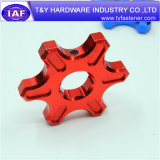 Части CNC верхнего качества алюминиевые