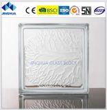 Jinghua Coral de alta qualidade de vidro transparente Brick/Bloquear