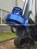 Plataforma de perforación rotatoria de TR60D para las pilas de la construcción