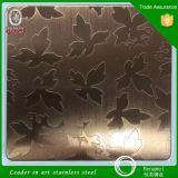 Lamina di metallo impressa SUS304 decorativa per acciaio inossidabile