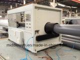 Tubería de plástico PVC Belling Máquina Máquina y socketing