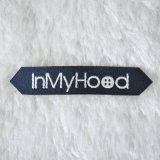 Rectangle Shape Woven Labels / Main Labels for Clothing / Apparel