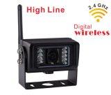Veise 2.4G Hz Sistema de respaldo inalámbrico digital, 1/3 CMOS 600tvl con filtros de visión nocturna