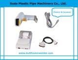 Pipe du HDPE Sde800 joignant la machine