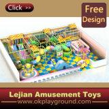 CE Aventure douce Lecture Struction intérieure Playground Equipment (T1265-9)