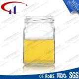 190ml het beste verkoopt de Container van de Jam van het Flintglas (CHJ8030)