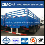 Sinotruk HOWO 6X4 371HP Sidewall Fence Truck Caminhão de carga