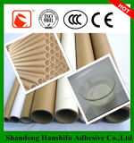 Pegamento rápido y fuerte del tubo de papel estupendo vendedor caliente