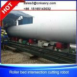 Erdgasleitung-Technik CNC-Plasma-Stahlrohr-Ausschnitt-Maschine
