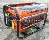 2kw 168fエンジンの安い価格クウェートのためのアルミニウムワイヤーガソリン発電機