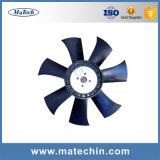 OEM 알루미늄 A356-T6 중력은 제조자에서 주물 방열기를 정지한다