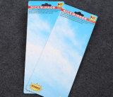 Cartes d'accrochage papier personnalisées